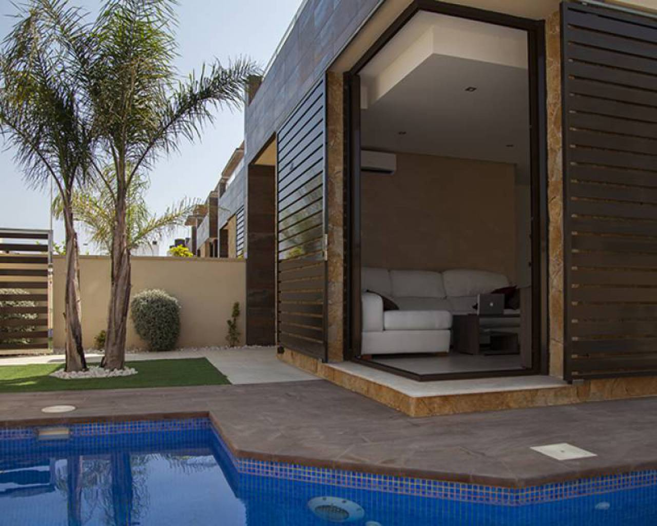 New Build - Detached Villa - San Pedro del Pinatar - Lo Pagan