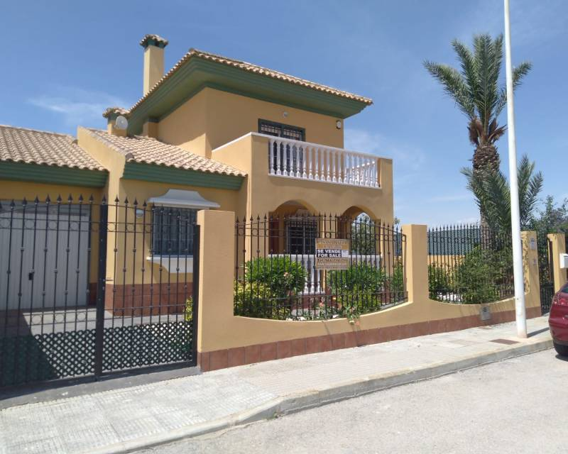 Detached Villa - Sale - Los Alcázares - Las Lomas del Rame