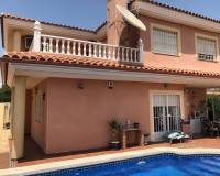 Sale - Detached Villa - Los Alcázares - Las Lomas del Rame