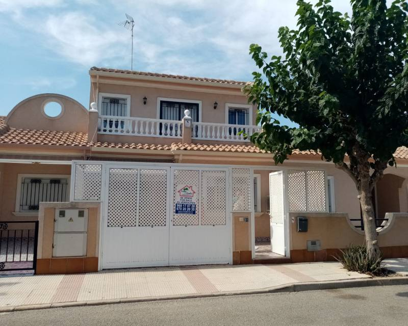 Townhouse - Sale - Los Alcázares - Comercial Center Las Velas