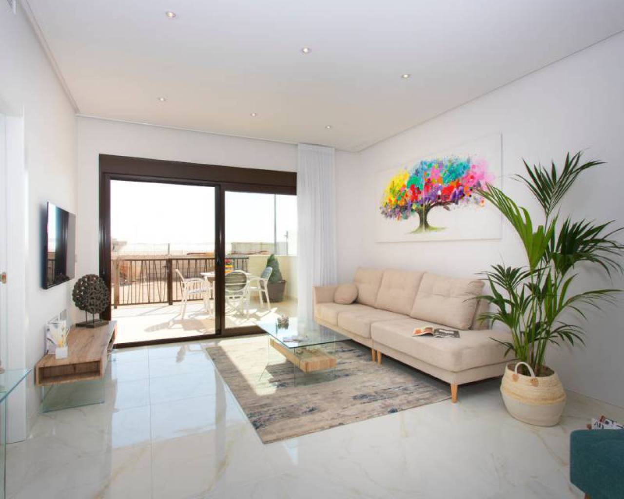 New Build - Apartment - Dolores de Pacheco