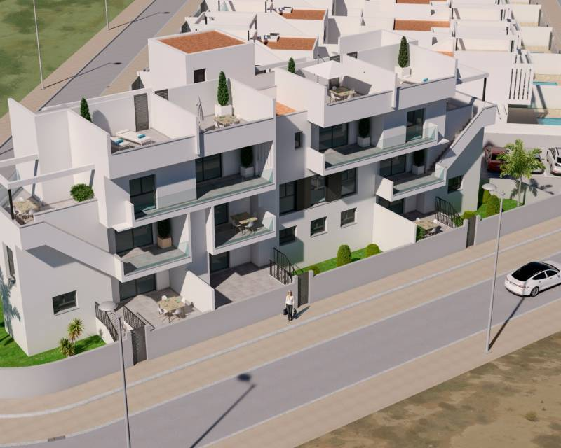 Apartment - New Build - Roda - Roda