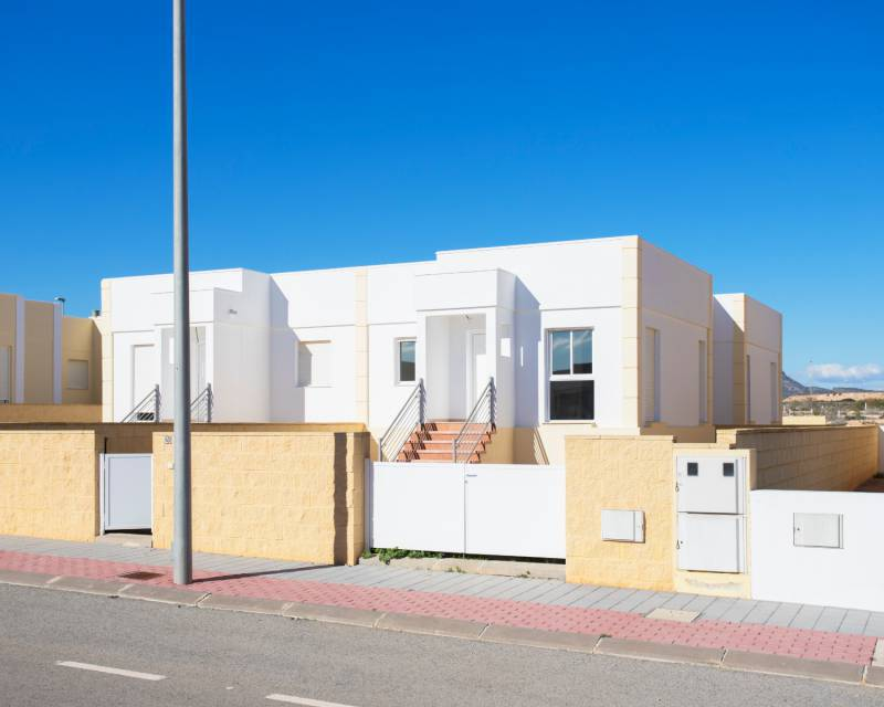Semi-detached Villa - New Build - Balsicas - Sierra Golf