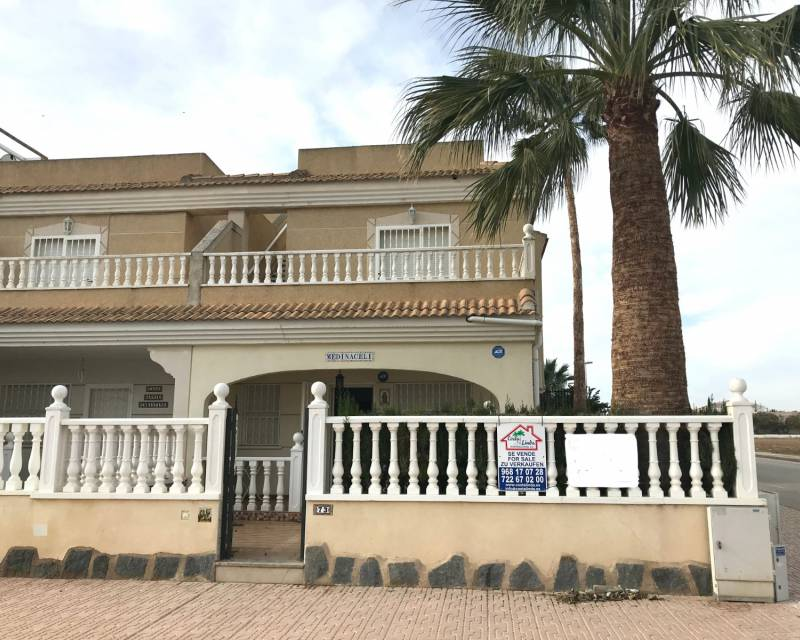 Semi-detached Villa - Sale - Los Alcázares - El Divino