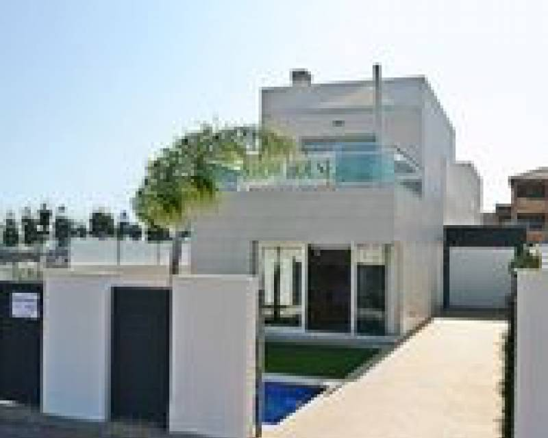 Detached Villa - New Build - Los Alcázares - Serena Golf