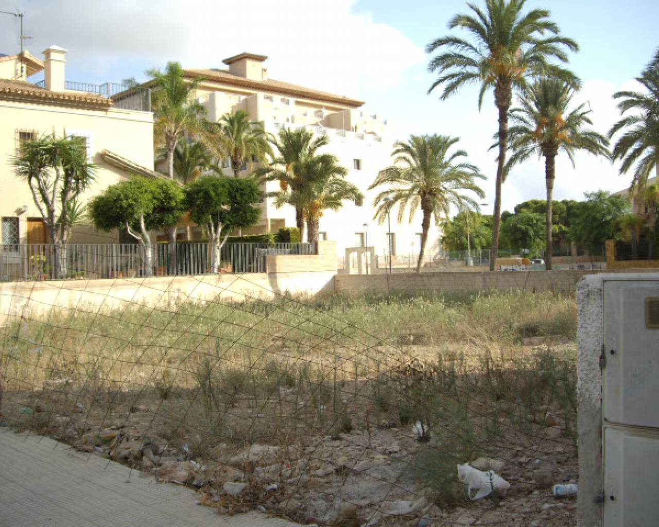 Venta - Plot of Land - Los Alcázares - Beach