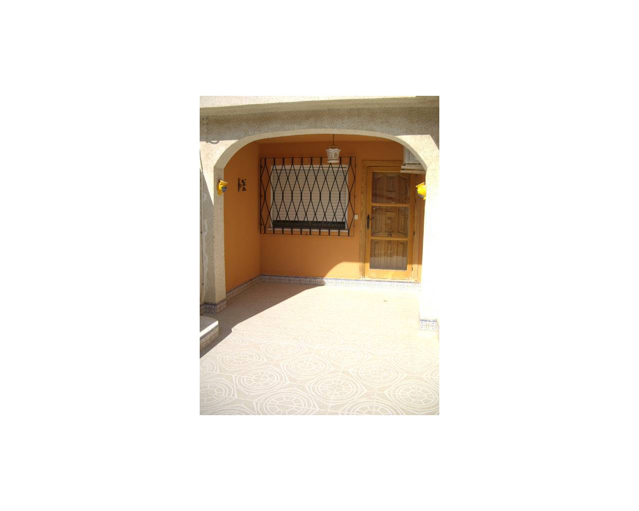 Sale - Townhouse - Los Alcázares - Polideportivo