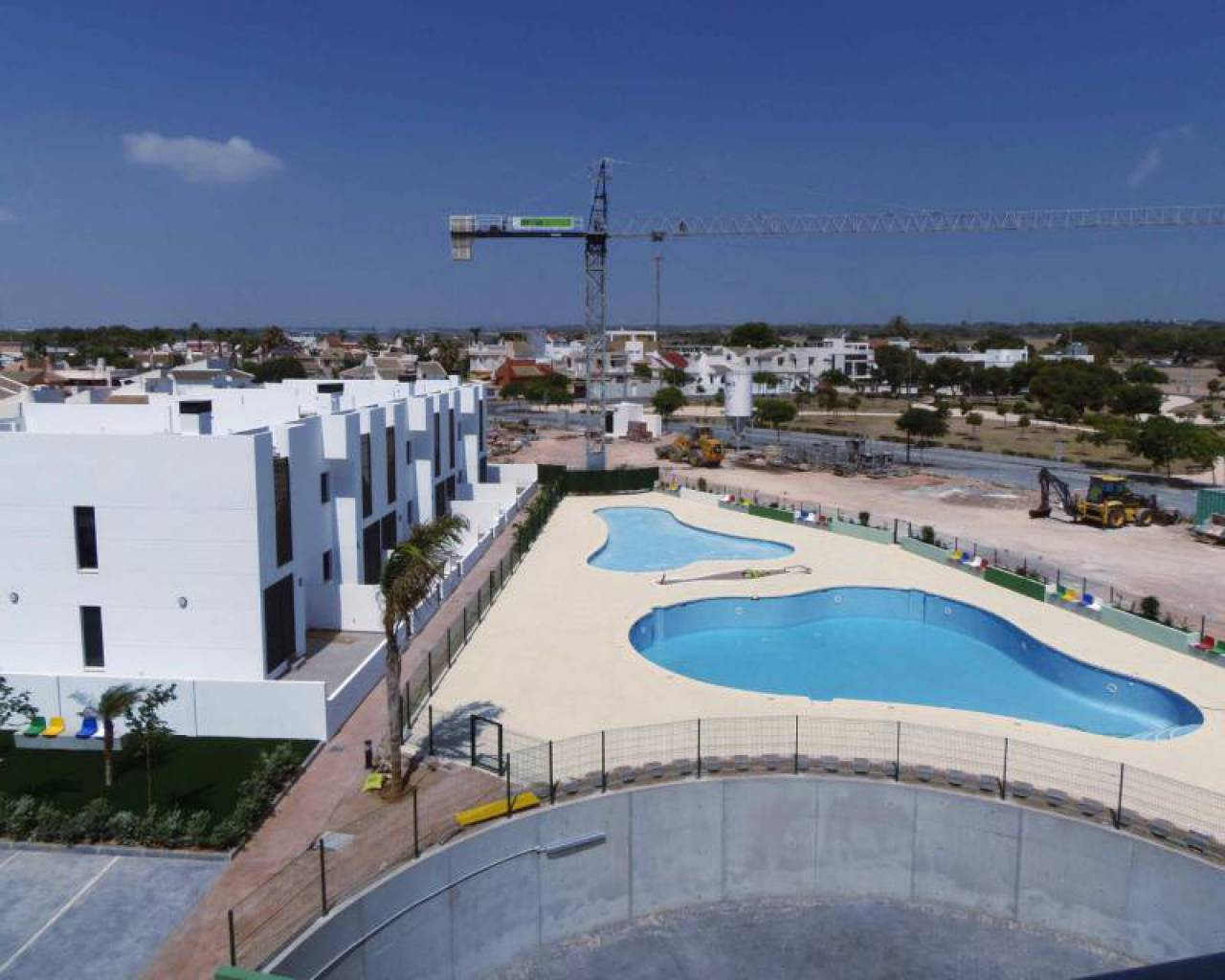 New Build - Bungalow - Pilar de La Horadada - Mil Palmeras